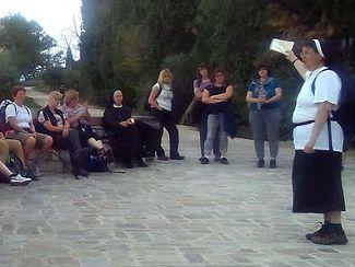 34 Pilger aus Holnstein und Lauterhofen entdecken Assisi (September 2016)