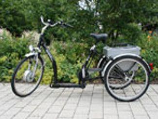 E-Bike Dreirad zu verkaufen