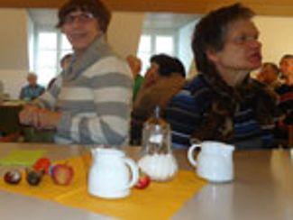 Musik-Café in der TENE (Nov. 12)