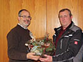 40 Jahre Dienst bei Regens Wagner Holnstein (Dezember 13)
