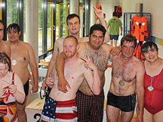 Holnsteiner Schwimmfest fand zum 20. Mal statt (September 2016)