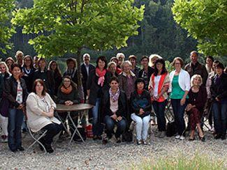 44 neue Mitarbeiter wurden am Einführungstag begrüßt (September 15)