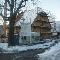 Felsenschenke im Dezember 2004