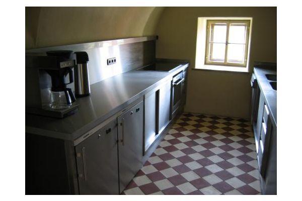 Küche der Felsenschenke