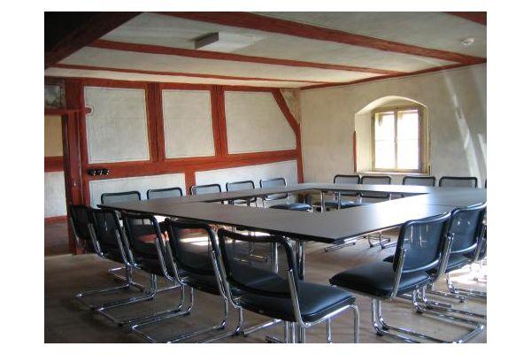 Der Tagungsraum der Felsenschenke