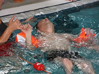 Spannende Wettkämpfe am Schwimmfest 2017 (September 2017)