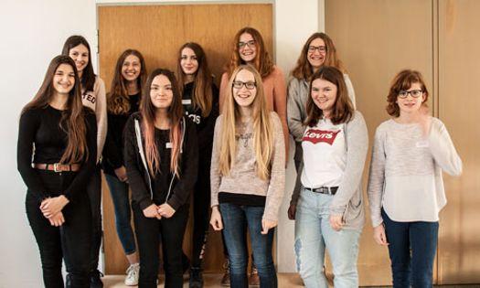 Tag der Ausbildung in Holnstein (November 2017)