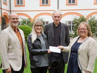 500 Euro für die Offenen Hilfen Eichstätt!