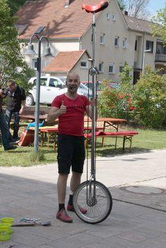 Frühlingsfest mit Mad Hias in Holnstein