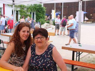 Glück – Selig sein beim Sommerfest