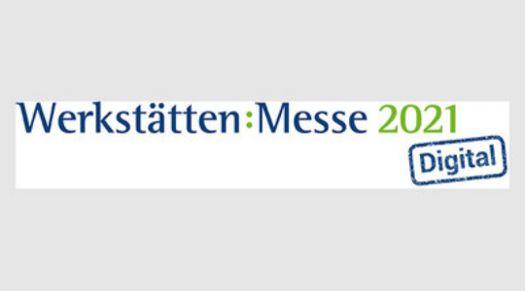 Teilnahme an der Werkstättenmesse 2021 digital