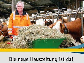 Hauszeitung 2021 - Jetzt online!